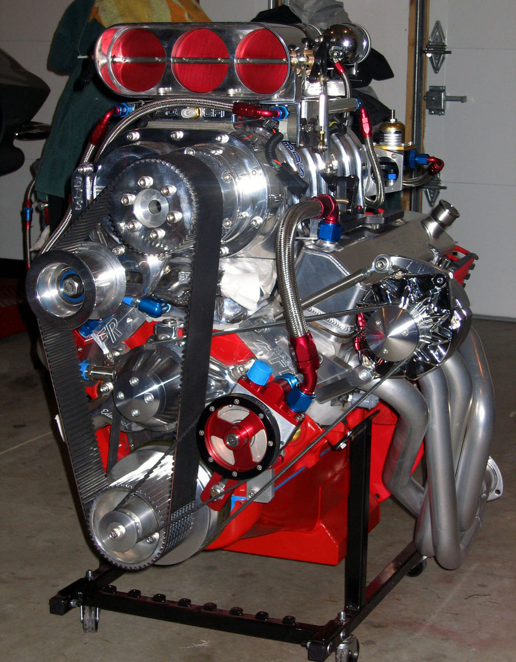 Index php furthermore Big Block Chevy Blower Motors For Sale moreover 1977 additionally 1271007 Ls1 Dodge Ram 2 also Hooniverse Asks Whats The Weirdest Intake Manifold Youve Ever Seen. on mopar 440 fuel injection