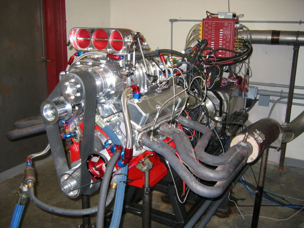 421 Small Block Crate Engine | Autos Post